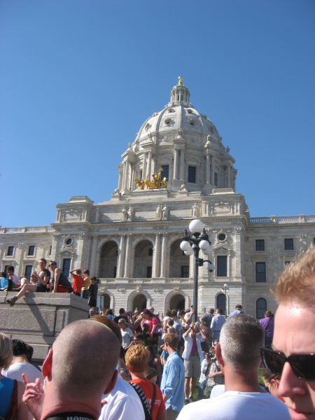 Minnesota State Capitol, May 14th, 2013