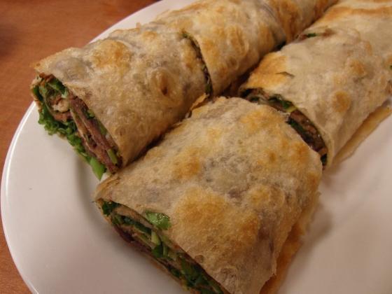Shandong beef roll