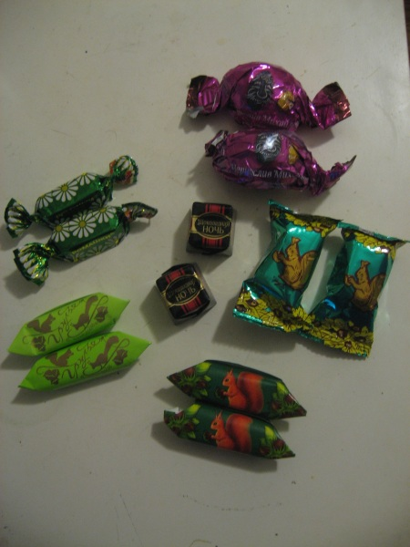 Russian Candy