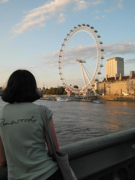 E   London Eye