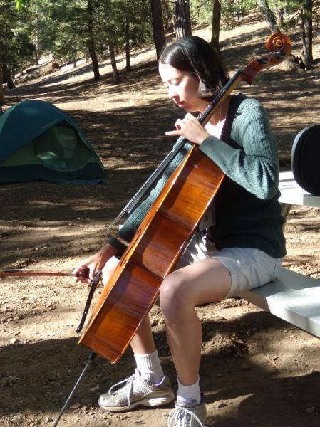 Me at Camp Kiya